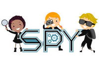 Mini Spy School by Story Squad {Eastern Suburbs} *Only a few spots left*