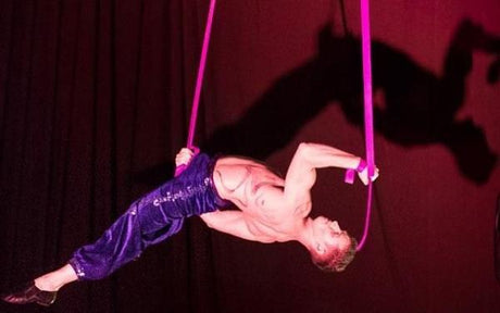 Aerial and Circus Classes for Adults in Canterbury with Aerialize  - Straps