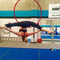 Aerial and Circus Classes for Adults in Canterbury with Aerialize  - Tissu (Silk)