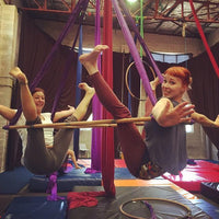 Aerial and Circus Classes for Adults in Canterbury with Aerialize