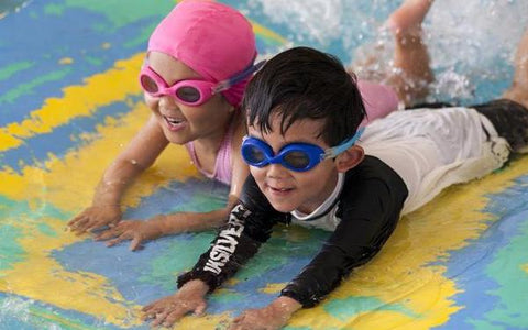 AquaBuddies Turtles - Learn how to swim for Pre-schoolers