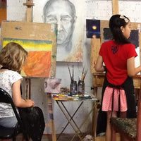 Sketch Club Youth Drawing Classes for 10-15 in Maroubra with The Art Studio