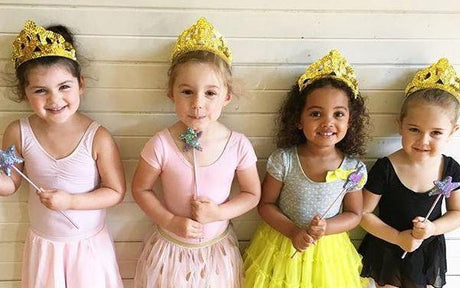 Ballet and Jazz Trial Classes with Pretty Little Ballerinas in Coogee