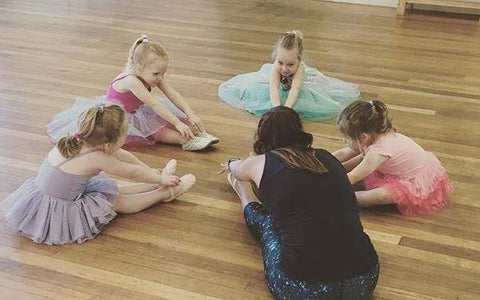 Ballet and Jazz Trial Classes - Twinkle Toes (3-4 years) - Pretty Little Ballerinas in Alexandria