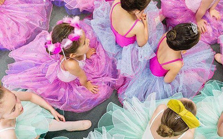 Ballet and Jazz Trial Classes - Baby Ballet - Pretty Little Ballerinas Surry Hills