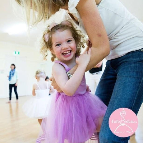 Ballet Classes with Tutu Studios - Alexandria - Little Tutus (3-4 years)