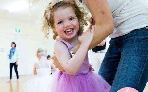 Ballet Classes with Tutu Studios - Randwick- Tutu Toddlers (18m-3 years)