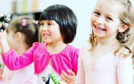 Ballet Classes with Tutu Studios - Randwick- Jazz (5-9 yrs)