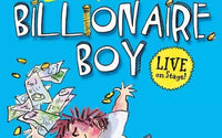Billionaire boy @ Sydney Opera House