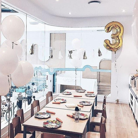 Birthday Fun at Nubo in Alexandria - Party Package 1