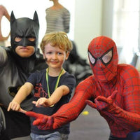 Cool Superheroes parties in Sydney with KAPOW Parties  - 1h Birthday Party