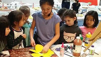 Des Renford Leisure Center Randwick -  Fabulous Holiday Painting Workshop