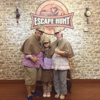 Escape Hunt - Unique Kids Birthday Package from $29 (Age 7-14)