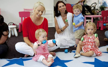 Fun Music Classes for Toddlers and Preschoolers Little Bells - Additional Child for Class