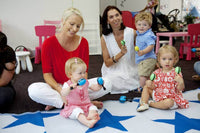 Fun Music Classes for Infants and Toddlers in Five Dock with Bluebell Music - Babybells