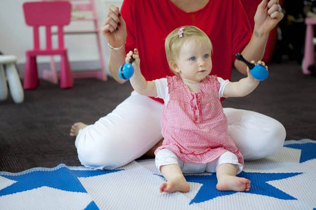 Fun Music Classes for Babies and Toddlers in Five Dock with Bluebell Music - Bluebells