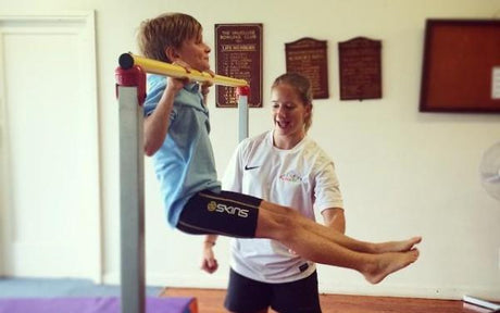 Gymnastics for Girls and Boys in Vaucluse with Active8Kids