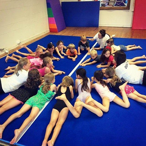Gymnastics for Girls and Boys in Vaucluse with Active8Kids - Active Class (6-8 years) Casual