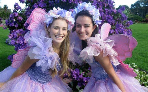 Magical birthday parties for kids in Sydney at the location of your choice with Fairy Crystal - Fairy Crystal - 1h Birthday Party
