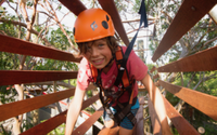 Taronga Zoo - 2 Course Wild Ropes Adventure Package