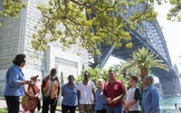 The Rocks Dreaming Aboriginal Heritage Walking Tour with Dreamtime Southern X {Sydney}