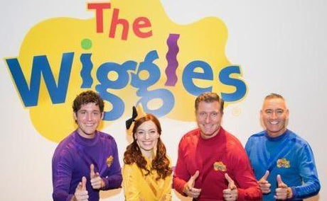 The Wiggles Exhibition and the Powerhouse Museum