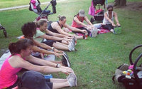 Yummy Mummys Outdoor Fitness Group at Carrs Park