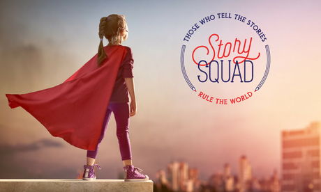 Mini Story Squadletics by Story Squad {Eastern Suburbs}