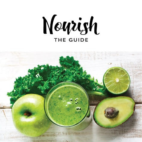 in the press... Nourish The Guide