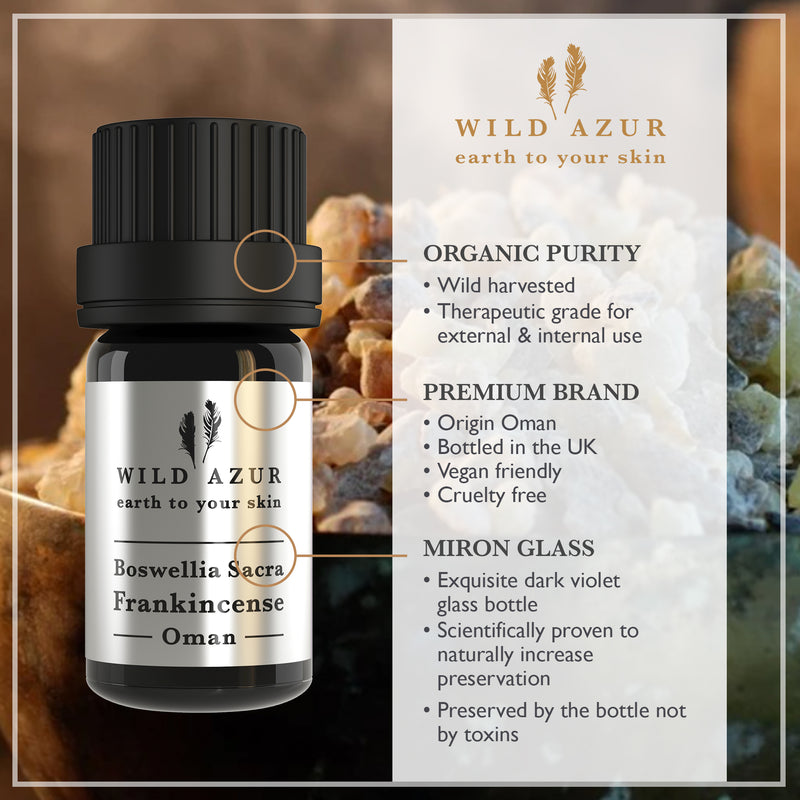 Ultimate Rebalancing Trio with Wild Frankincense Sacra