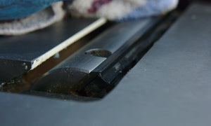 How to Renew a Cast Iron Jointer Table