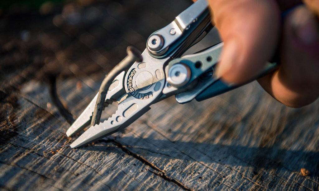 Leatherman Compare and Contrast: Wearables vs. Pocket Tools