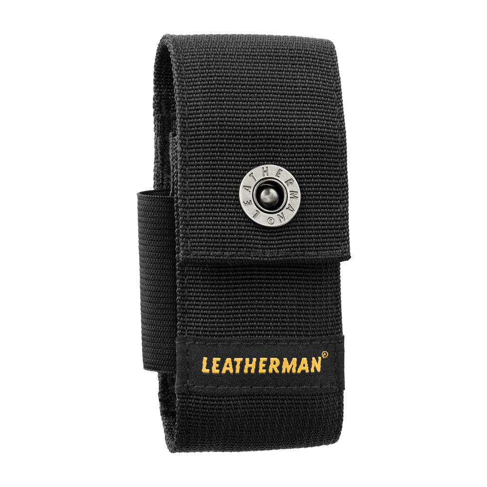 Nylon Button Sheath With Side Pockets