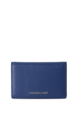 Lapis Blue Card Case