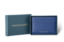 Lapis Blue Credit Card Holder