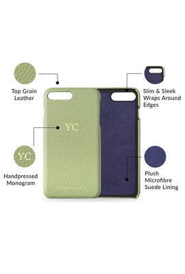 iphone 7/8 plus phone case- matcha- product features