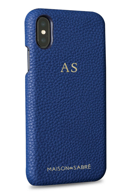 new style b3058 096a1 iPhone X/XS Lapis Blue