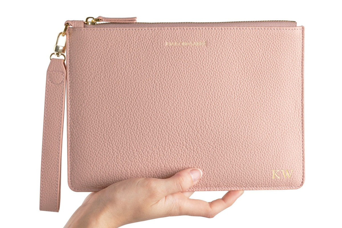 Blush Nude Clutch