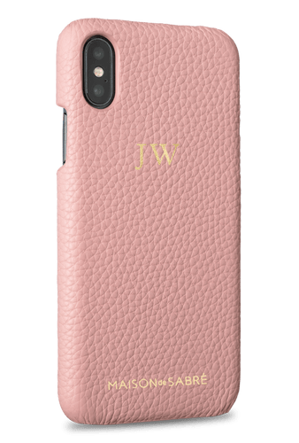 iPhone X/XS Pink Lily