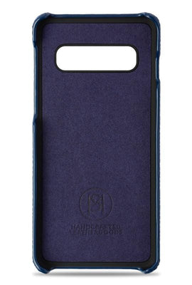 samsung s10 plus phone case- blue- inside