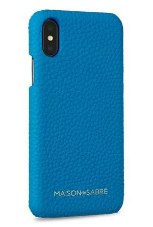 iPhone X/XS Art Series Electric Blue