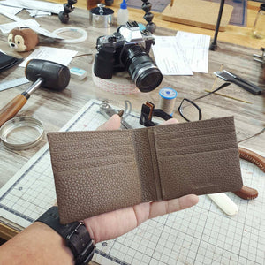 Fine Men's Wallet Pattern Coming Soon!