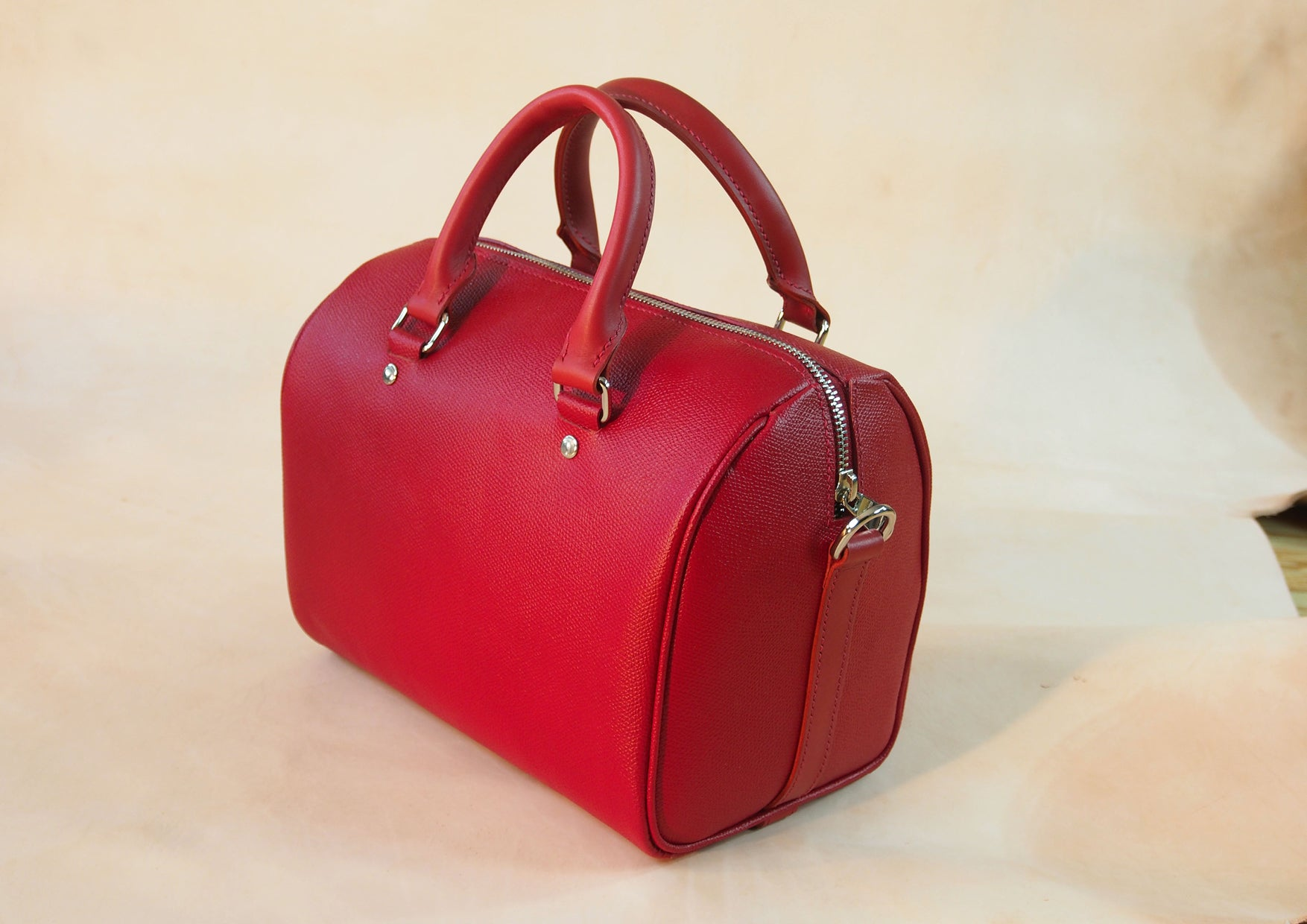 New Leather Bag Pattern/ Speedy Bag Pattern Available