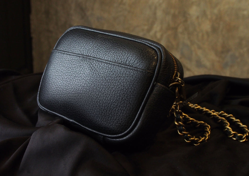 Leather Cross Body Bag (Bento) Pattern