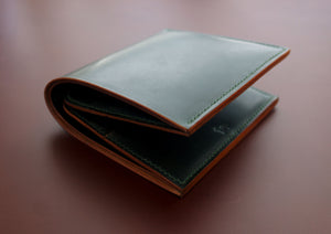 Short Bi-fold Metro Wallet Pattern
