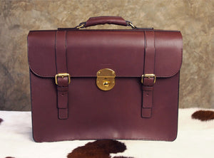 Triple Deck Briefcase Pattern