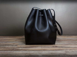 Leather Bucket Bag (Large) Pattern