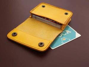 Leather Card Case Pattern