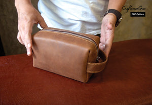 Dopp Kit Pattern