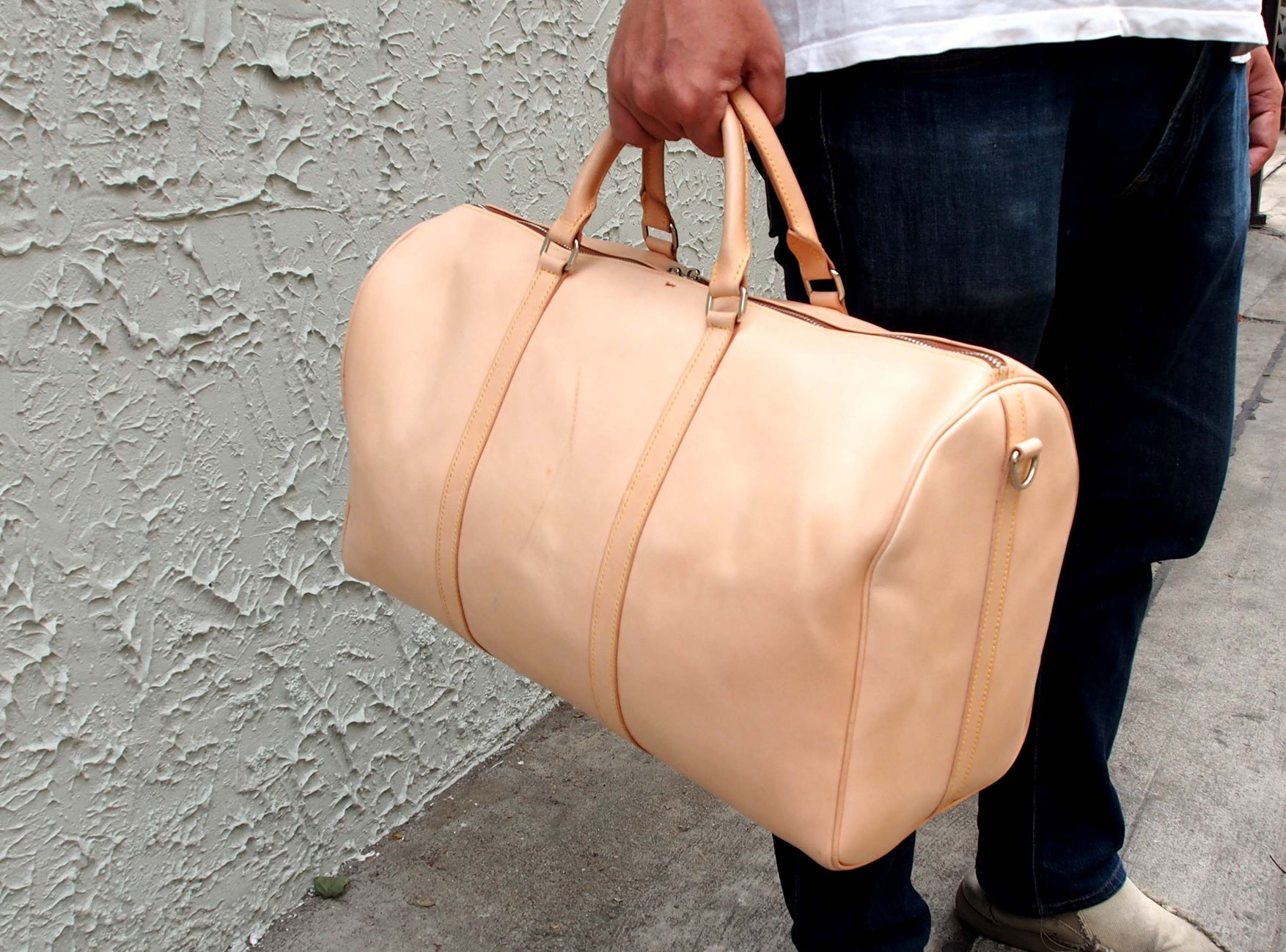 Duffle 45 Bag Pattern